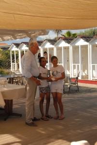 Premiazione Trofeo Polacci
