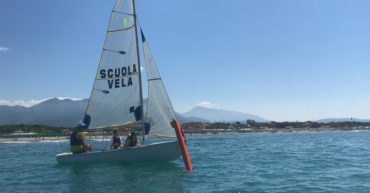 vela day, sailing, sailing school, scuola vela, forte dei marmi, compagnia della vela forte dei marmi