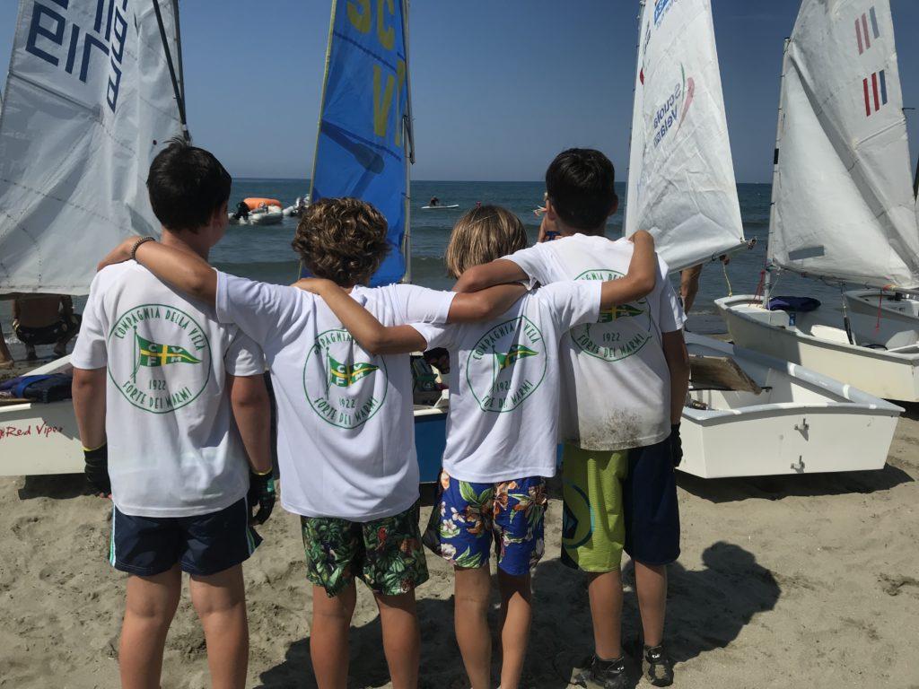 giocovela, compagnia della vela forte dei marmi, sailing, regata